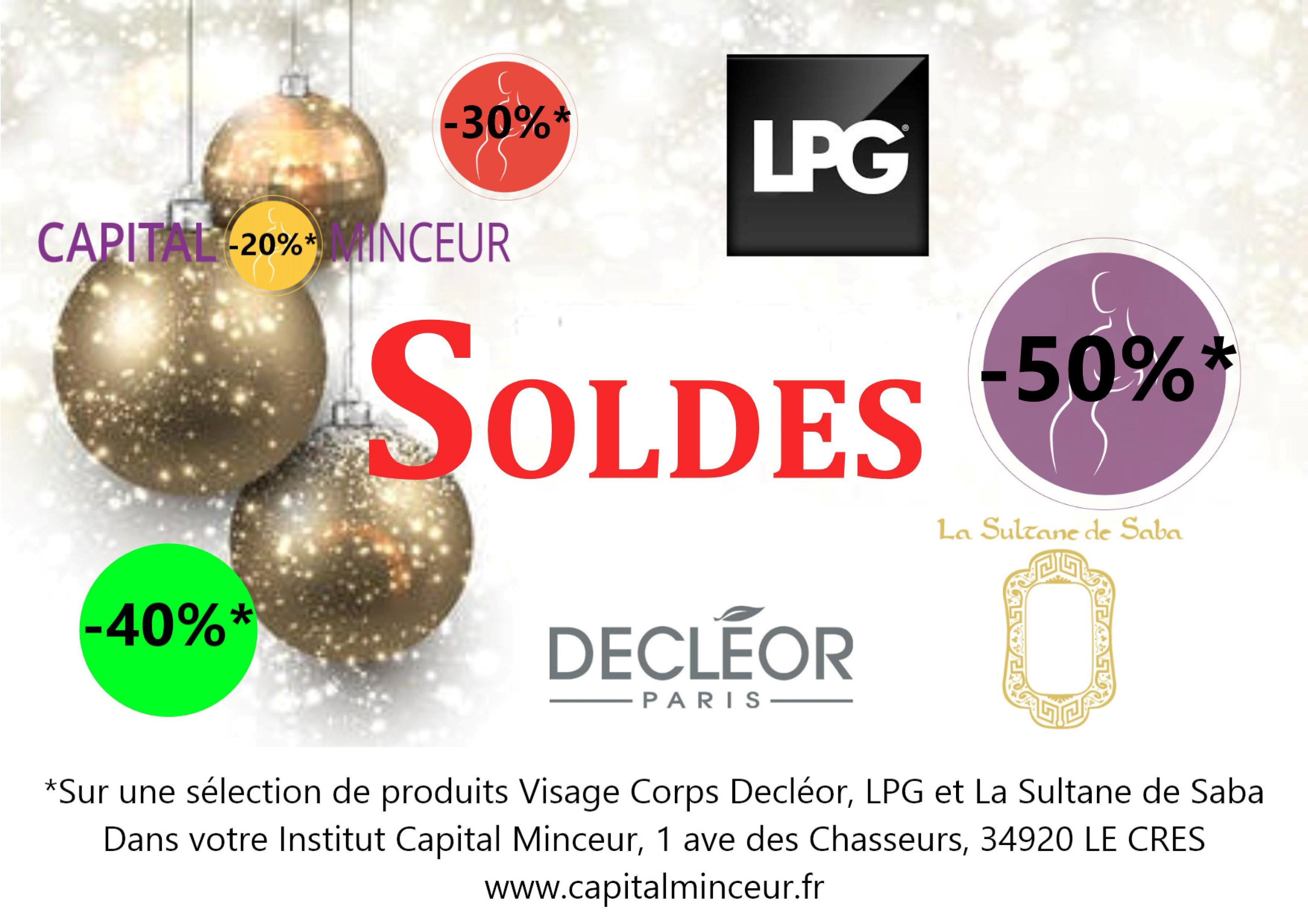 Soldes Janvier 2019
